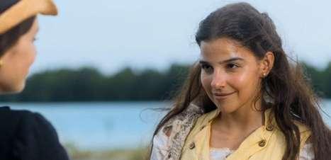 Nos Tempos do Imperador - Capítulo de Segunda (20/09): Pilar chega ao Brasil