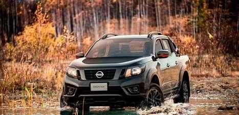 Nissan Frontier X-Gear estreia por R$ 251.990