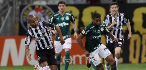 Atlético e Palmeiras: aportes milionários por protagonismo