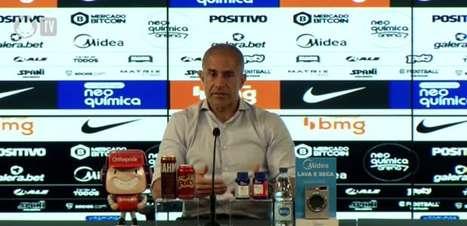 """CORINTHIANS: Sylvinho justifica substituição de Willian e aponta virtudes do jogador: """"Atleta completo de qualidade ímpar"""""""