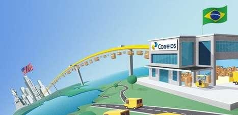 Correios suspendem Compra Fora, serviço de importação de produtos dos EUA