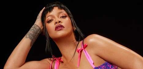 Rihanna divulga trailers de seu desfile-show de moda