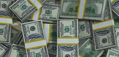 Dólar fecha com queda de 0,86%, em meio à possível solução para precatórios