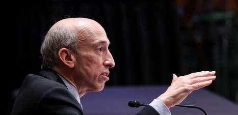 Mercado dos EUA tem maior capacidade de absorver choque potencial em comparação com 2008, diz presidente da SEC
