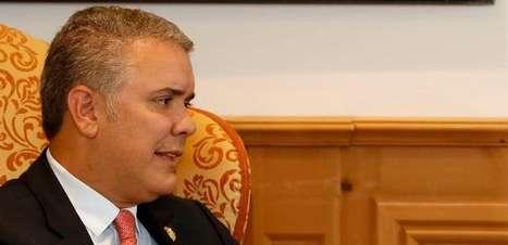 Presidente da Colômbia pede equidade de aceso a vacinas em discurso na ONU