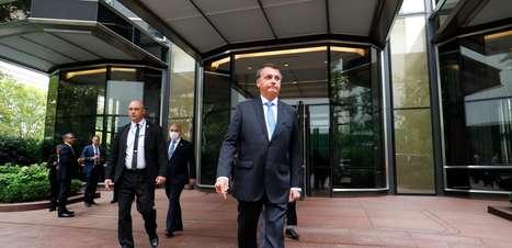 Após recomendação da Anvisa, Bolsonaro cancela agenda
