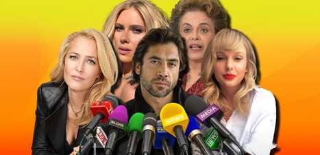 Hã? Cinco perguntas absurdas feitas por repórteres a famosos