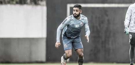 Felipe Jonatan revela indignação com a situação do Santos