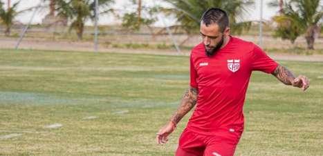 Jean Patrick quer evolução do CRB na reta final de 2021 para garantir promoção à primeira divisão