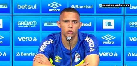 """GRÊMIO: Vanderson exalta qualidade de Ruan e Rodrigues, a nova dupla de zaga gremista: """"Dispensam comentários"""""""