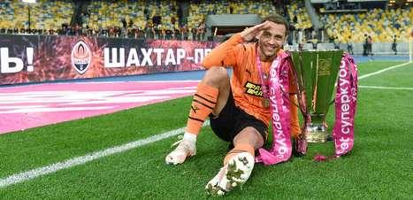 Com golaço de Alan Patrick, Shakhtar Donestk vence o Dínamo de Kiev e conquista a Supercopa da Ucrânia