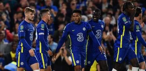 Nos pênaltis, Chelsea bate o Aston Villa e avança na Copa da Liga Inglesa