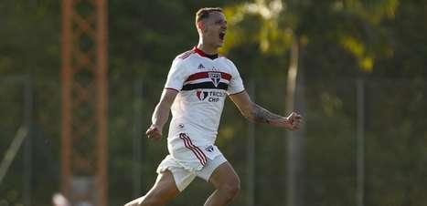 Sub-20: São Paulo marca aos 50 minutos e vence o Oeste de virada no Paulista