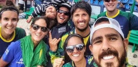 ITF divulga países para o Mundial de Beach Tennis no Rio de Janeiro