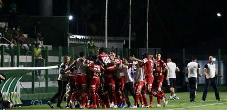 Goiás perde clássico para o Vila Nova e se distancia da liderança da Série B