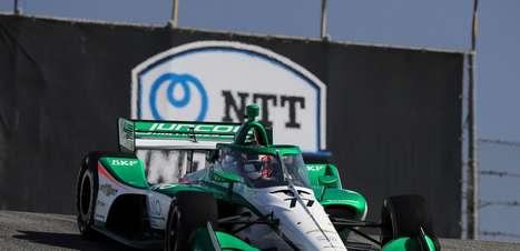 Juncos confirma tendência e anuncia Ilott para temporada completa da Indy em 2022