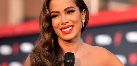 Anitta participará de evento no YouTube ao lado de Barack Obama e Papa Francisco