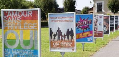 Suíços aprovam casamento civil igualitário em referendo