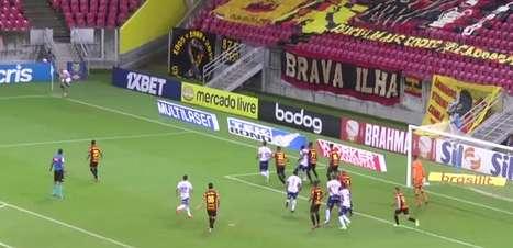 SÉRIE A: Gol de Sport 0 x 1 Fortaleza