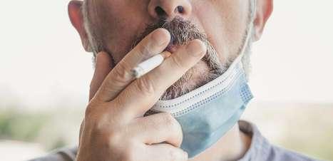 Covid-19: fumo aumenta chances de hospitalização em até 80%, mostra estudo britânico