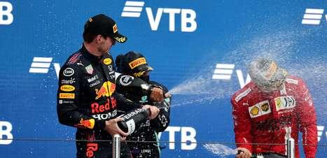 Podcast Em Ponto: Hamilton conquista 100ª vitória na Rússia, mas Verstappen levou a melhor