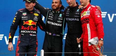 Opinião GP: Mesmo com vitória, Mercedes desperdiça chance na Rússia. Red Bull sorri