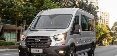 Nova Ford Transit traz diagnóstico a distância