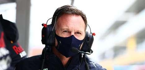 Horner comenta problema no pit stop de Perez na F1 em Sochi