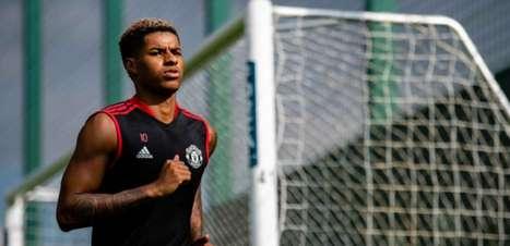 Após lesão no ombro, Rashford fica mais perto de retorno no Manchester United