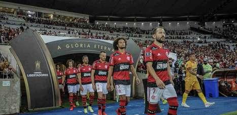 Flamengo chega à semifinal com um jogador pendurado e com risco de ficar fora da decisão da Libertadores