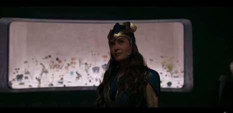 Eternos   Atriz ficou em choque ao conseguir papel na Marvel