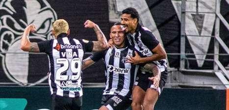 Ceará ainda não venceu como visitante no Campeonato Brasileiro