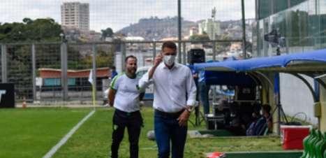 Mancini exalta papel de Zárate e comemora: 'Caiu como uma luva na equipe do América'