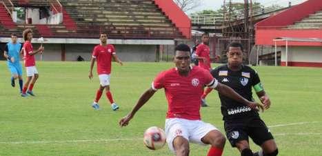 Com time reserva, Botafogo fica no empate sem gols com o América pela estreia da Copa Rio Sub-20/OPG