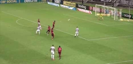 SÉRIE A: Melhores momentos de Ceará 0 x 0 Internacional