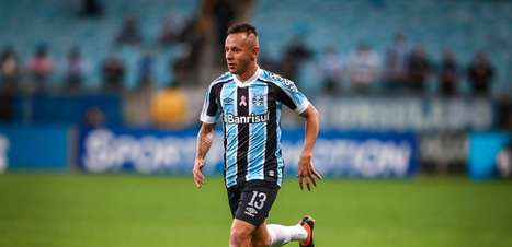 Após dar duas assistências contra o Cuiabá, Rafinha demonstra confiança em recuperação do Grêmio: 'Sairemos dessa'
