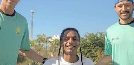 Ymanitu Silva se garante no Masters de Cadeirantes nos EUA