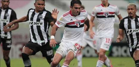 Confira o retrospecto do Ceará enfrentando como visitante o São Paulo