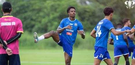 Em grande fase na Tailândia, Evson espera crescimento no Chiamgmai United