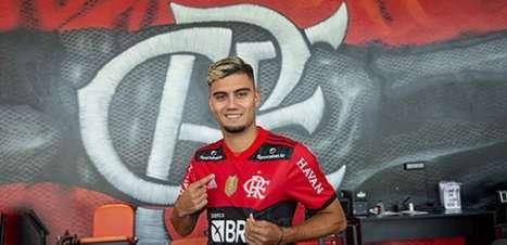 Caso seja comprado, Andreas Pereira custaria mais ao Flamengo do que o United pagou por Cristiano Ronaldo
