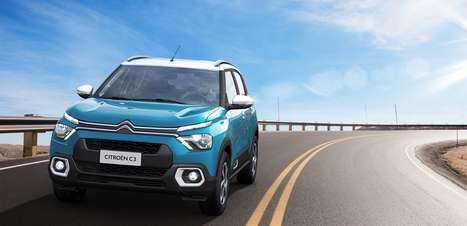 Novo Citroën C3 será o primeiro carro da plataforma CMP