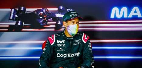 """Vettel teme pelo futuro da F1: """"A Fórmula 1 não é verde"""""""