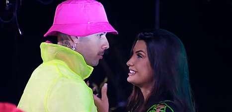 A Fazenda 2021: Gui Araújo revela por que não vai para o edredom com Marina