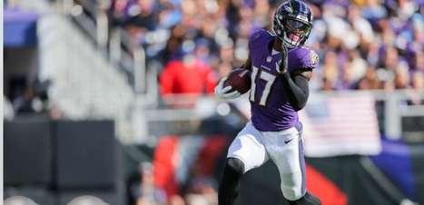 Baltimore Ravens usa força terrestre para despachar o Los Angeles Chargers