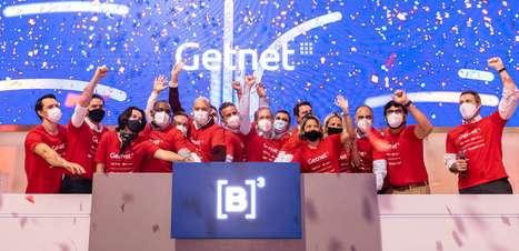 Getnet estreia na Bolsa com altas de 63% a 142%