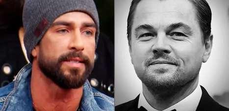 A Fazenda 2021: Erasmo Viana conta como conheceu Leonardo DiCaprio e outros famosos