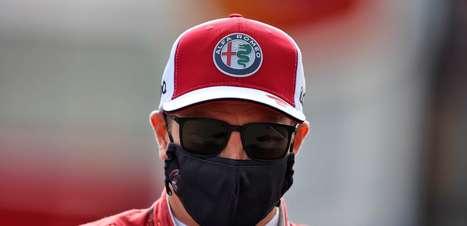 Raikkonen não vai buscar algo para substituir a emoção da F1