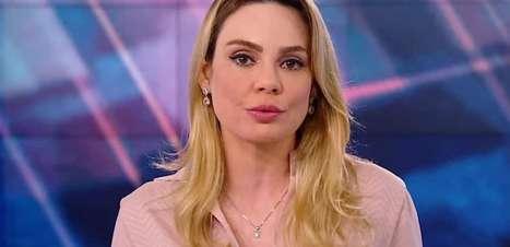 SBT recusa acordo com Rachel Sheherazade em processo milionário