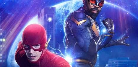 """Trailer da volta de """"The Flash"""" reúne vários heróis do """"Arrowverso"""""""