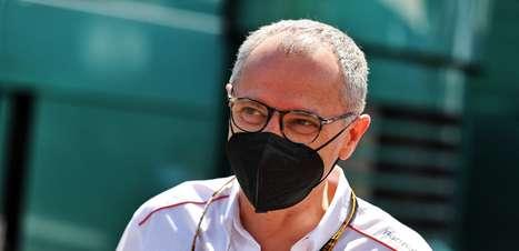 Domenicali afirma que temporada de 2021 é uma das melhores da história da F1